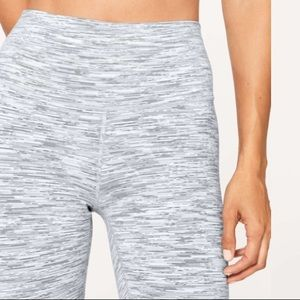 """Lululemon thighs Hi-Rise 25"""" Wee Are From Space 4"""